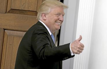 Trumpin covfefe-twiitti hämmensi monia.