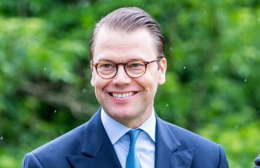 Ruotsin prinssi Daniel