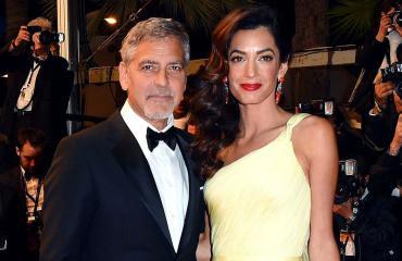 George ja Amal Clonoey