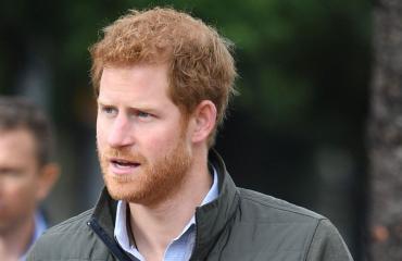 Ison-Britannian prinssi Harry