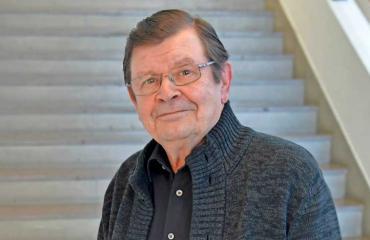 Heikki Kinnusella on edullinen asunto Lallukassa.
