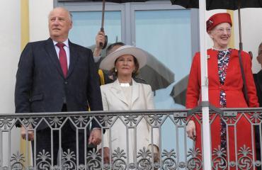 Norjan ja Tanskan kuninkaalliset