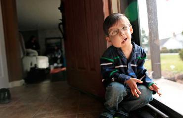3-Victor ei anna parantumattoman sairauden lannistaa.
