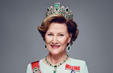 Norjan kuningatar Sonja