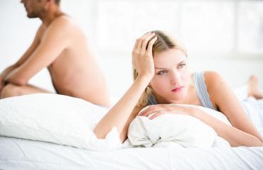 Naiset eivät kaipaa seksiä riidan jälkeen.