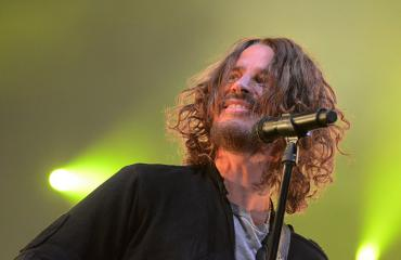 Chris Cornell keikalla