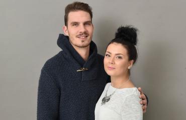 Dani Öini ja Jenna Mäkikyröt