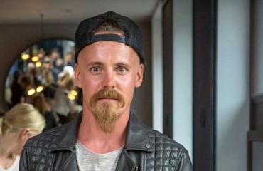 Jasper Pääkkönen iski mallikaunottaren.