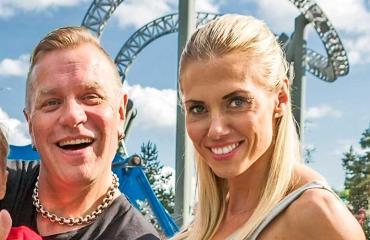 Tauski ja Henna ovat entinen aviopari.