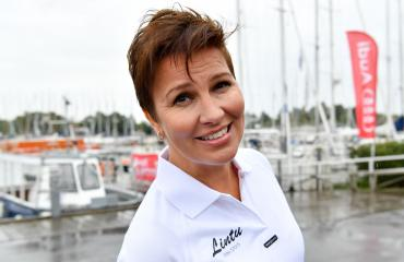 Arja Koriseva nähdään Atlantin yli -seikkailurealityssä.