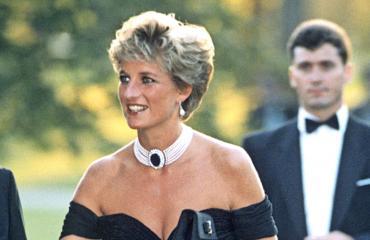 Diana oli aikansa muoti-ikoni.