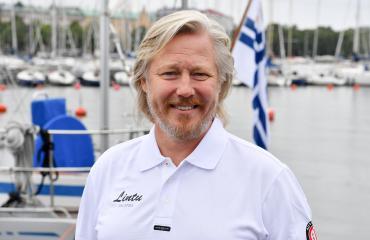 Jyrki Sukula nähdään Atlantin yli -ohjelmassa.