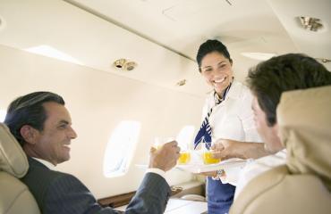 Monachin lentomatkoille tulee uusi tarjoilu.