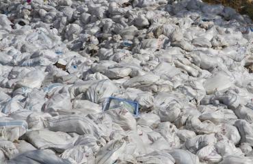 Muovipussien suhteen otettiin käyttöön kovat rangaistukset Keniassa.