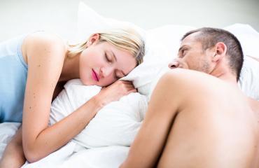 Naiset eivät halua seksin jatkuvan liian pitkään.