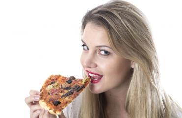 Pizza on paras seksinjälkeinen ruoka.