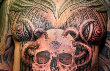 Tatuointeja saa nyt automaatistakin.