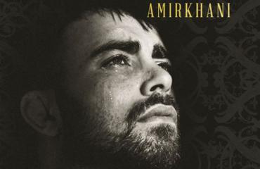 Makwan Amirkhanin kirjan kansi