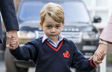 Iso-Britannian prinssi George