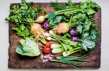 Vegaaninen ruokavalio tekee hyvää suoliston bakteerikannalle.
