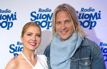 Sami Kuronen ja Jenni Alexandrova