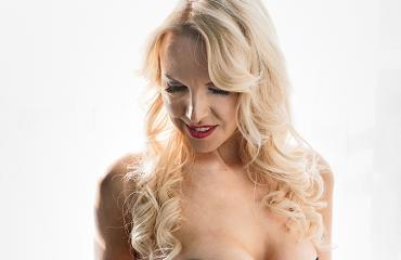 Kirsi Rissanen Suomen seksikkäin -kisassa