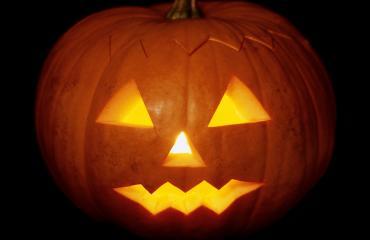 Miehen Halloween-asuista tuli some-hitti.