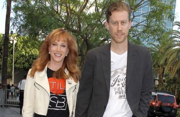Kathy Griffin ja Randy Bick
