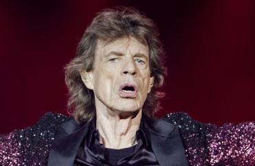 Mick Jagger löysi nuoren rakkaan.