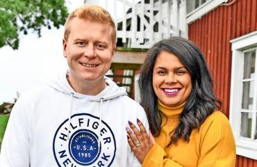Sampo ja Minttu Kaulanen saivat oman ohjelman.