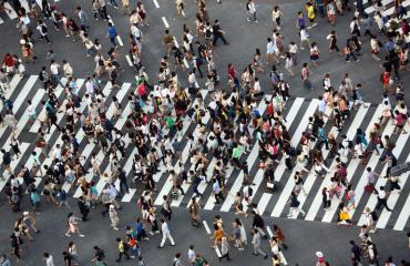 Japanissa työelämän odotukset ovat kovat.