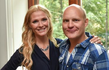 Kalle ja Riina-Maija Palander muuttavat Espanjaan.