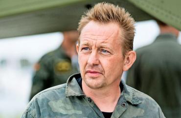 Peter Madsen kiistää murhan.