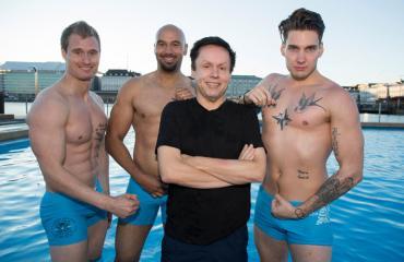 Timo Salmesmaan amputaatio siirsi Mr. Finland kilpailua.