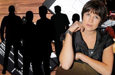 Ohjaaja Heidi Lindenin käytös ihmetyttää.