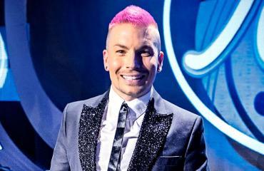 Antti Tuisku on Idols-tuomari.