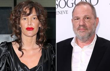 Paz de la Huerta ja Harvey Weinstein