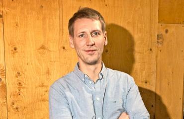 Pekka Strang on hyvin työllistetty.