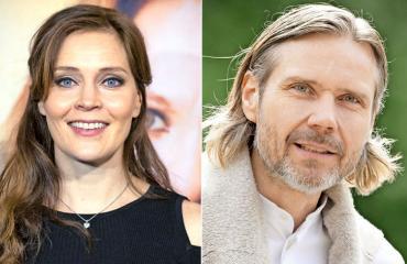 Tiina Lymi ja Tuomas Kantelinen asuvat yhdessä.