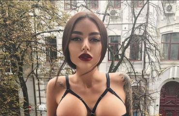 Alena Omovych