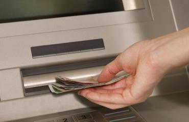 Automaatti antoi liikaa rahaa.