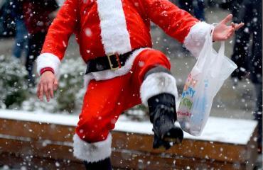 Yksinäisen joulun ei tarvitse olla surullinen.