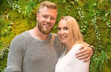 Juha ja Jutta avioituvat Italiassa.