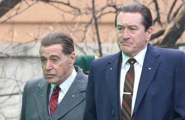 Pacino ja De Niro