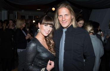 Sami Kurosen ex-rakas Mirkka Torikka hempeili komistuksen kanssa.