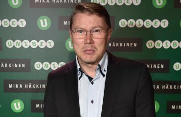 Mika Häkkinen tiennyt vieraidensa taustoja.