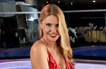 Anu Saagim esiintyi nuorena eroottisessa mainoksessa.