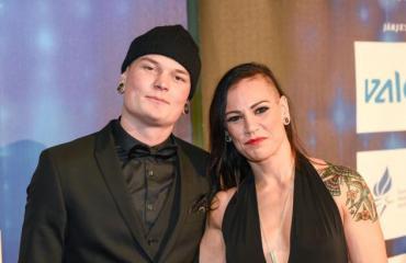 Eva Wahlström ja Niklas Räsänen