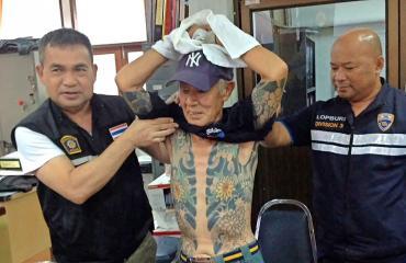 Tapion saunakaveri pidätettiin.