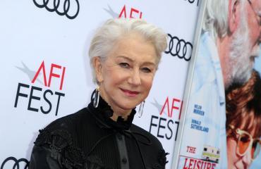Helen Mirren on naimisissa ohjaajan kanssa.